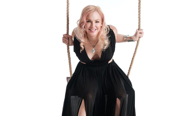 Storm Large - COURTESY PHOTO