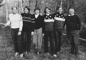 The Cochran family