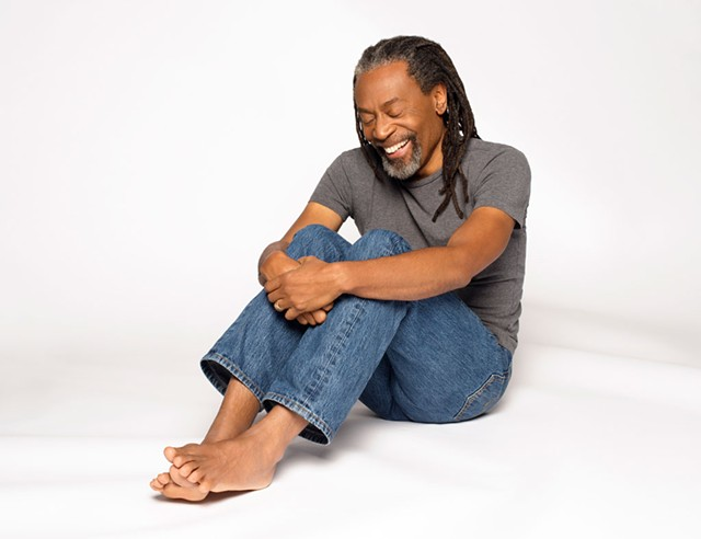 Bobby McFerrin - COURTESY OF INGRID HERTFELDER