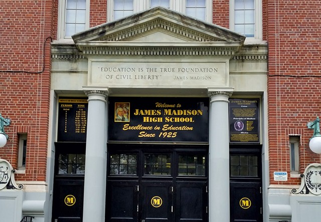 James Madison High School - KEVIN KELLEY