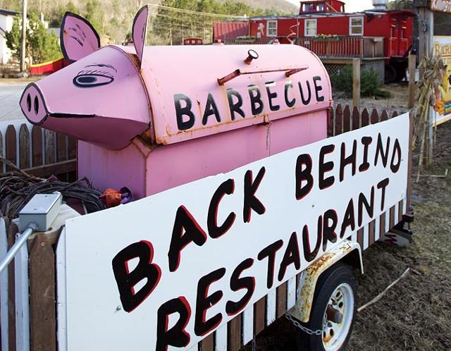 Back Behind Restaurant in Killington - JUSTIN CASH