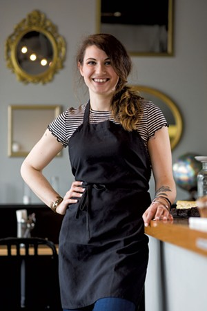 Shana Goldberger of Sweet Babu - OLIVER PARINI