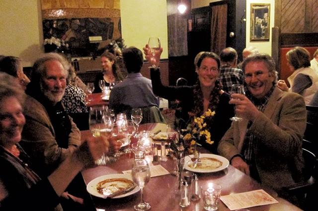 Mead dinner - COURTESY OF ARTESANO MEADERY