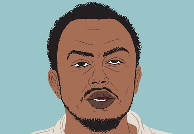 Mohamed Said - AARON SHREWSBURY
