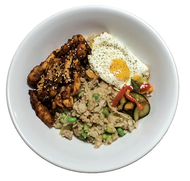 Samurai Soul Food - TOM MCNEILL