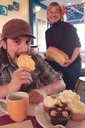 Cosmic Bakery & Café - MATTHEW THORSEN