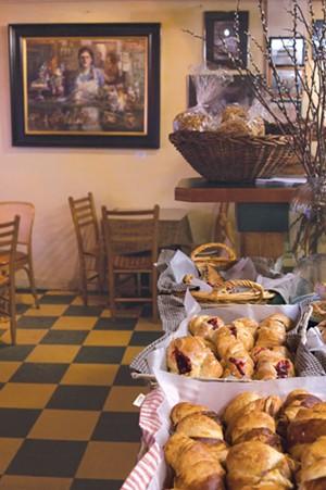 Foothills Bakery - MATTHEW THORSEN
