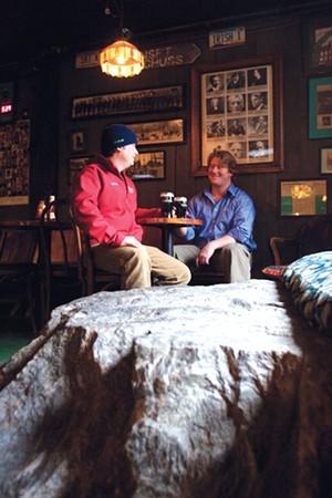 McGrath's Irish Pub - JUSTIN CASH