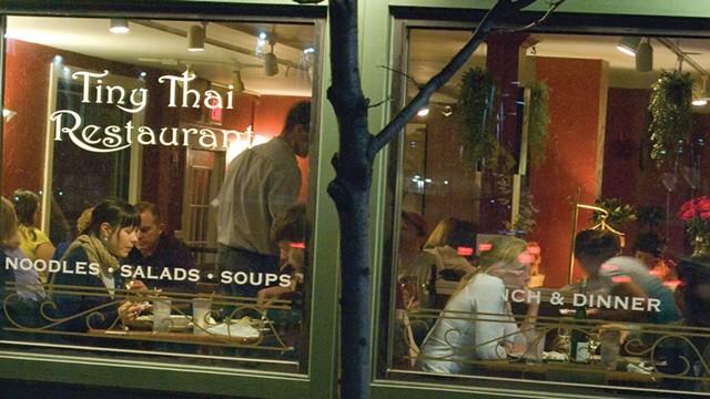 Tiny Thai - MATTHEW THORSEN