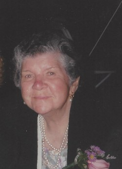 Barbara Jennie (Bean) Belleville