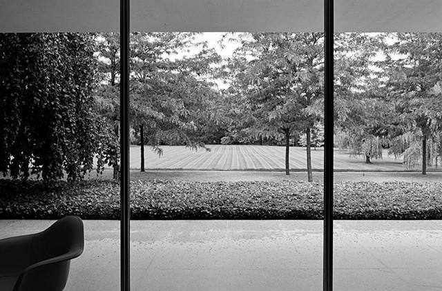 Miller Garden Columbus, Ind. - COURTESY OF THE CULTURAL LANDSCAPE FOUNDATION