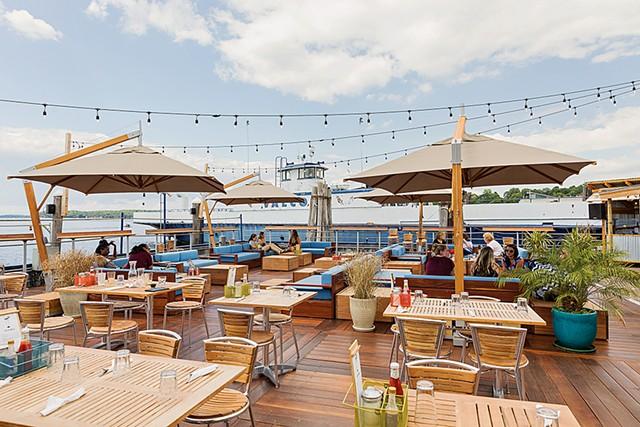 The Spot on the Dock - FILE: OLIVER PARINI