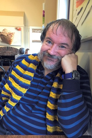 Lars Nielsen - COURTESY OF ISABEL WEINGER NIELSEN