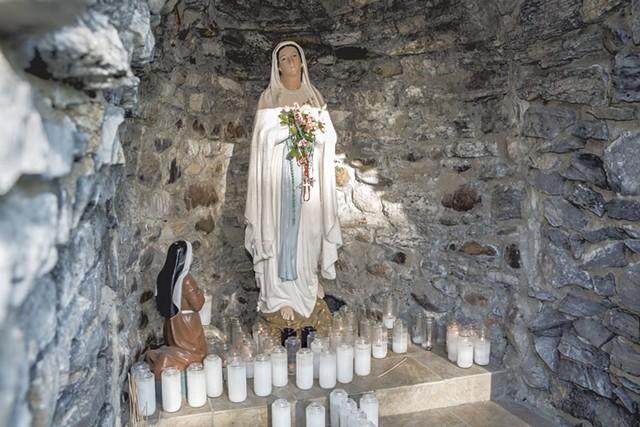 Saint Anne's Shrine - FILE: OLIVER PARINI