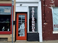 The AAA Bail Bonds office in Rutland - ZACHARY STEPHENS