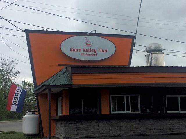 Siam Valley Thai Restaurant - MOLLY ZAPP