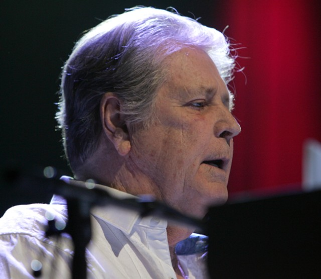 Brian Wilson - COURTESY OF MICHAEL BUSH/DREAMSTIME.COM