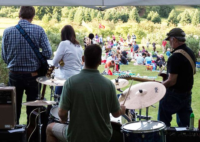 Music night at Owl's Head Berry Farm - COURTESY IMAGE