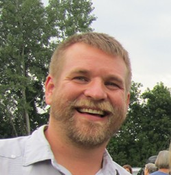 Jens Hilke - COURTESY OF JENS HILKE