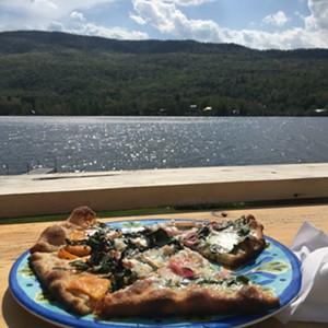 Fire Tower Pizza on Lake Elmore - MELISSA PASANEN