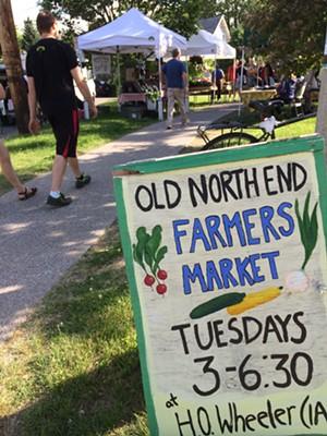 Old North End Farmers Market - MELISSA PASANEN