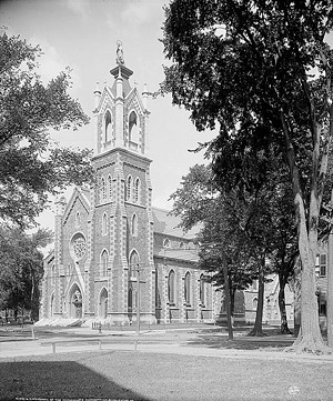 The original cathedral