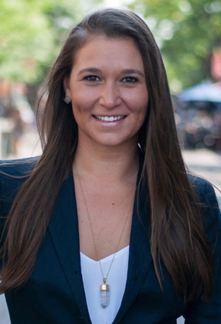 Michaela Quinlan - COURTESY OF COLDWELL BANKER HICKOK & BOARDMAN REALTY