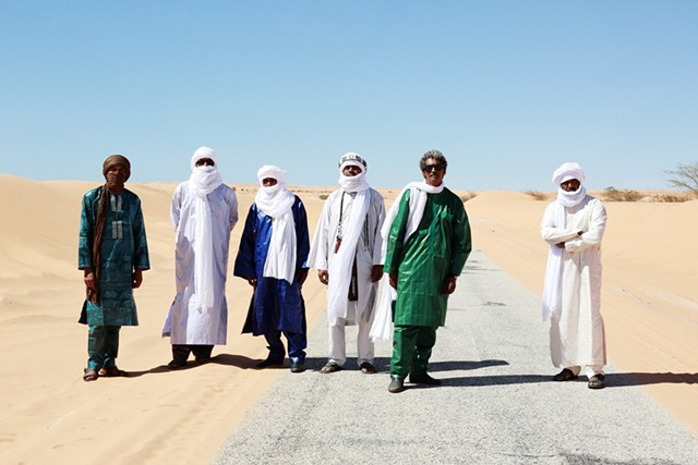 Tinariwen - COURTESY PHOTO
