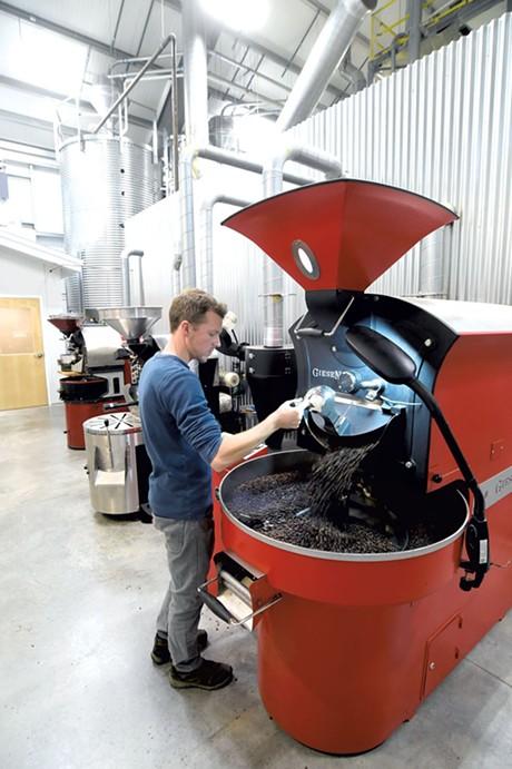 Vermont Artisan Coffee & Tea Co. - COURTESY OF VERMONT ARTISAN COFFEE & TEA CO.