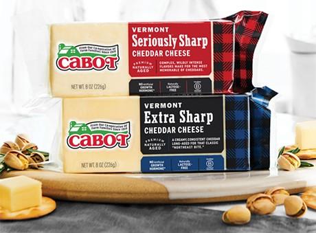 Cabot cheddar - COURTESY IMAGE
