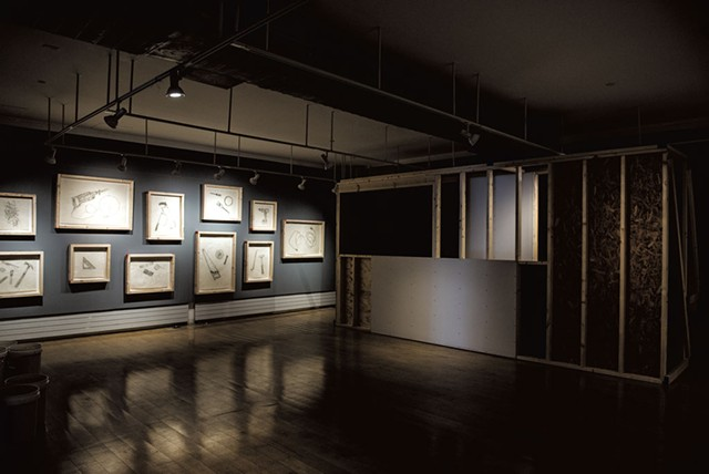 Installation view - COURTESY OF BCA CENTER