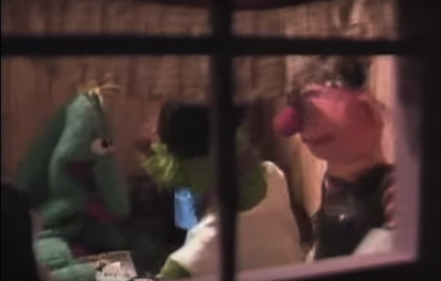 "Thrash-rocking puppets in the video for ""Just Like Heaven"" - SST RECORDS"