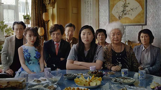 THE BIG TRICK A family deceives its sick matriarch out of love in Wang's quietly funny ensemble drama.