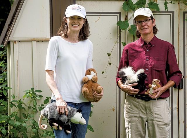 Patty Tashiro and JoAnn Nichols - LUKE AWTRY
