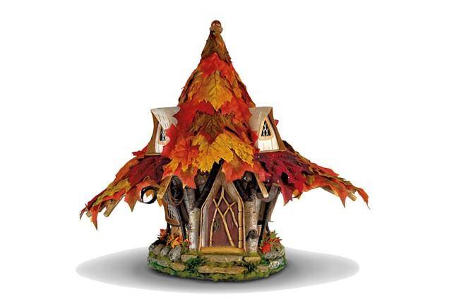 """Autumn Harvest"" - COURTESY OF HENRY SHELDON MUSEUM OF VERMONT HISTORY"