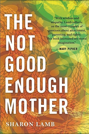 The Not Good Enough Mother, by Sharon Lamb, Beacon Press, 200 pages. $24.95.