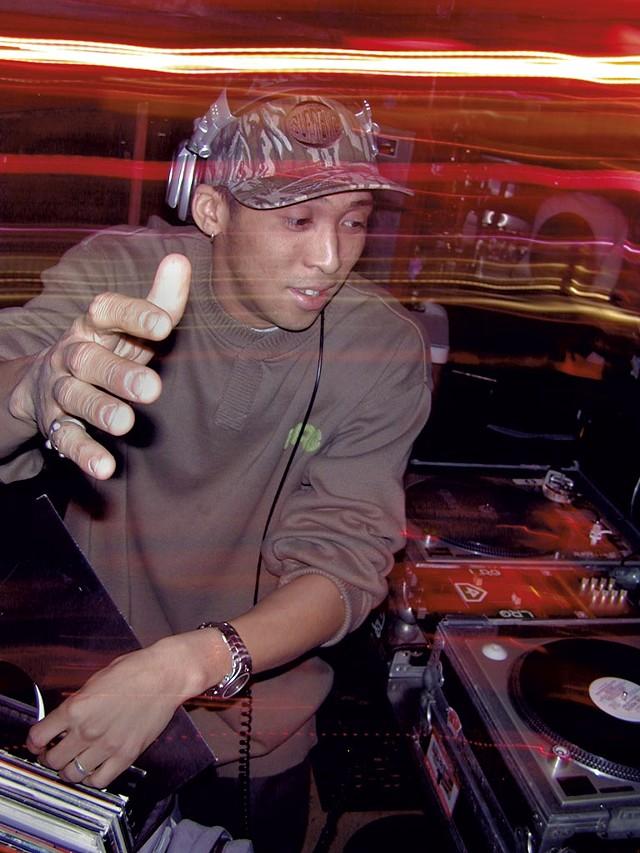 DJ A_Dog - FILE: MATTHEW THORSEN