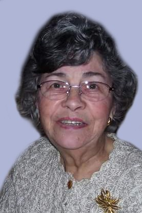 Betty Hilliker Cadieux
