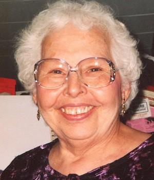 Marion Agnes Bates