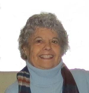 Christine (Chrysostomi Mazarakis) Scangas