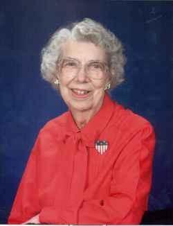 Doris Mildred (Lace) Underwood