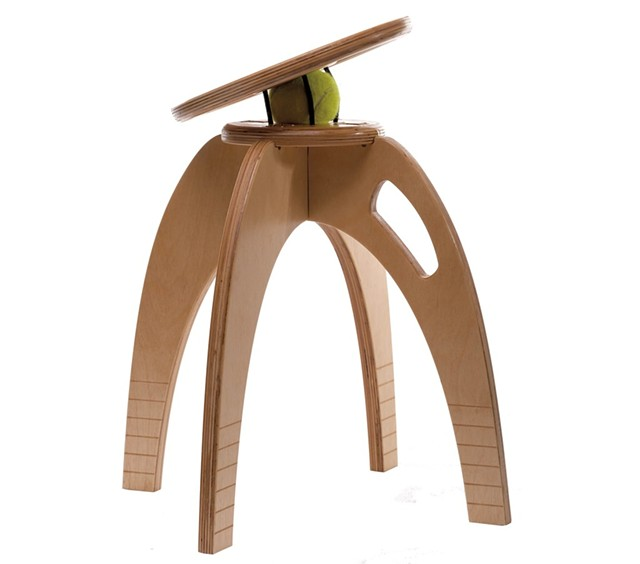 The ButtOn Chair - COURTESY OF QOR360