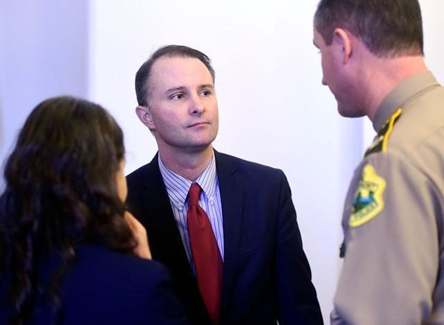 Attorney General T.J. Donovan - FILE: JEB WALLACE-BRODEUR