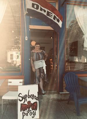 Miranda Syp at Barrio Bakery - COURTESY OF MIRANDA SYP