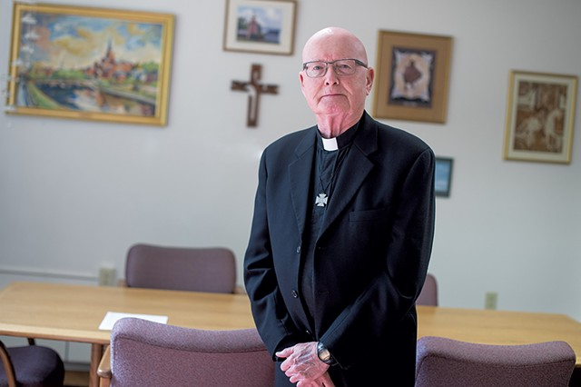 Rev. David Cray - DARIA BISHOP