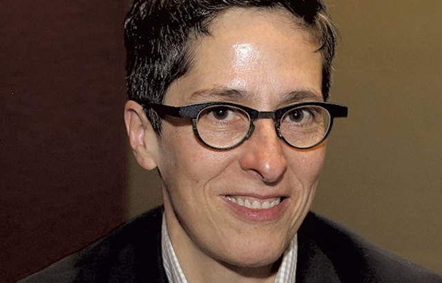 Alison Bechdel - COURTESY OF JOHN CANNING
