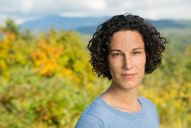 Mari McClure - COURTESY OF GREEN MOUNTAIN POWER