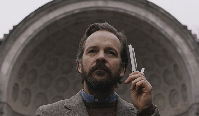 SOUND MIND Sarsgaard turns in a quietly powerful performance as an eccentric who hears things for a living.