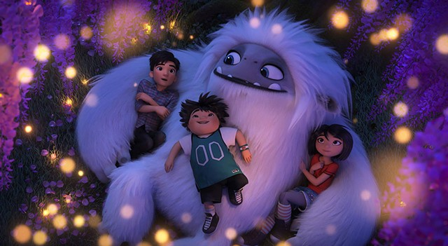 YETI AGAIN This year's third abominable snowman movie is an attractively animated odyssey set in China.