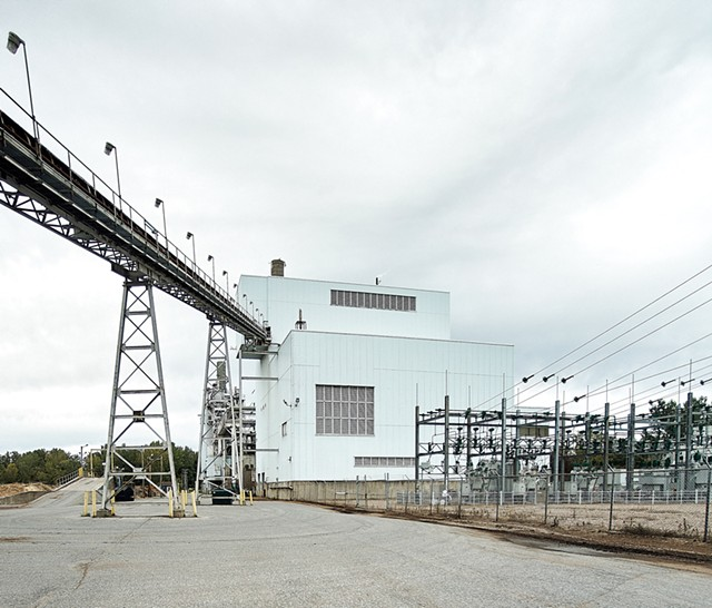 The McNeil Generating Station - BEAR CIERI